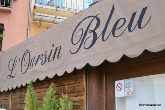 L'Oursin Bleu