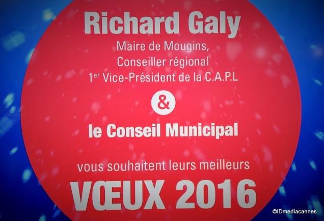 Voeux de Richard GALY