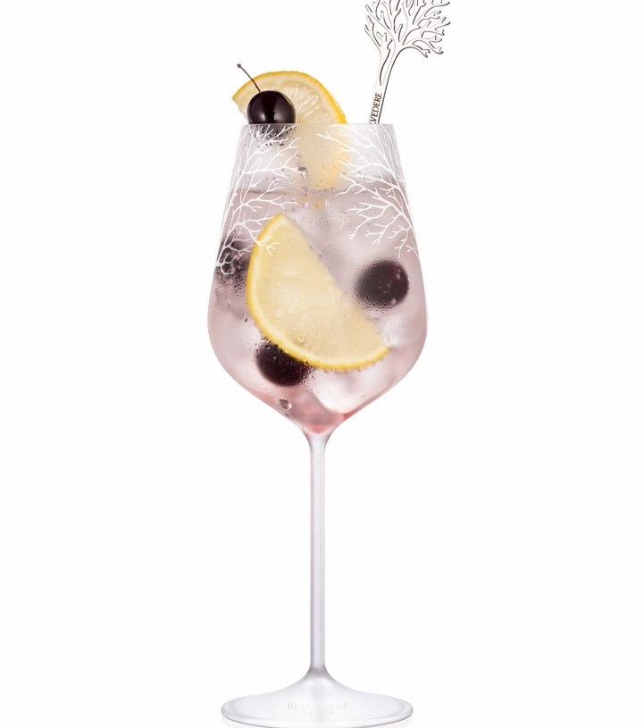 Cocktail Belvedere 2016 - Cerise et rose