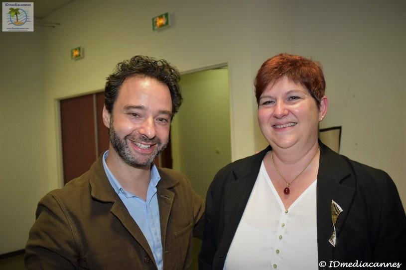 Benjamin LEVY & Sandrine DESCHAMPS