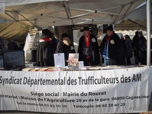 Marché de la Truffe 2017 – Grasse & Le Rouret