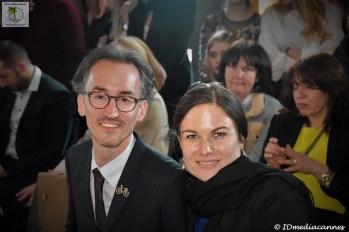 Christophe BARBERO & Mme BARTHE