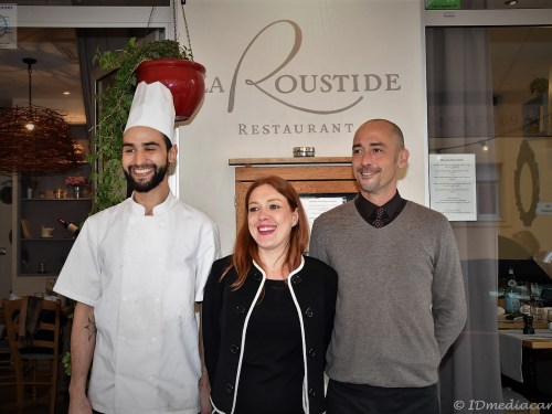 Restaurant La Roustide – Nice