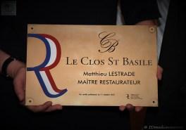 Le Clos St Basile