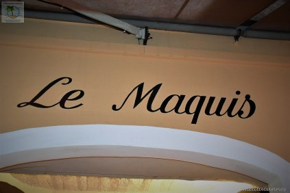 Le Maquis