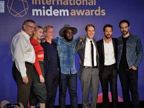 INTERNATIONAL MIDEM AWARDS – midem 2017
