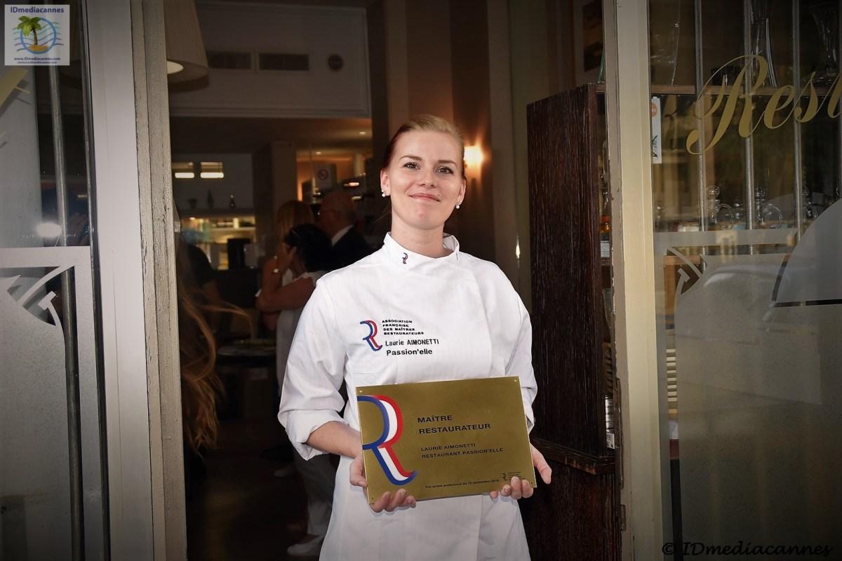 Restaurant Passion'elle - Nice - Maître Restaurateur