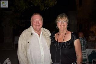 Jean-Pierre Dravel & Christiane Lejon