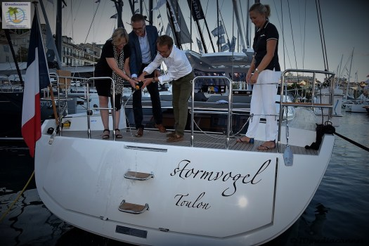 Yachting Festival Cannes 2017 – AMEL 50