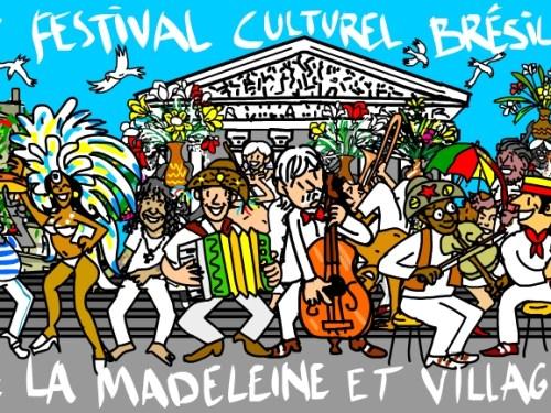 Festival Culturel Brésilien 2017