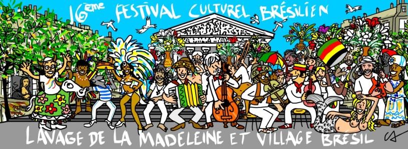 Festival Culturel Brésil