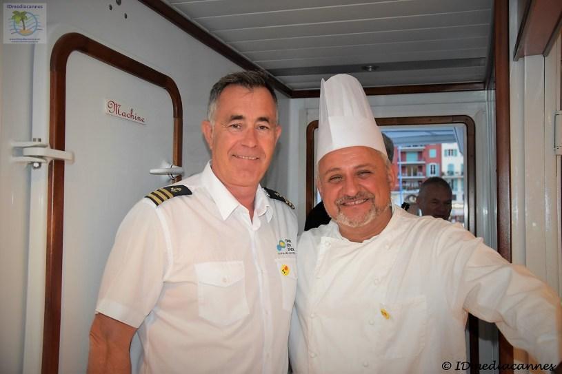 Steeve Chevas & Ermanno GERIA