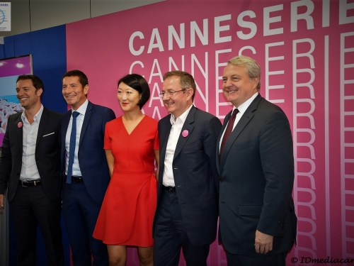 mipcom 2017 – CANNESERIES