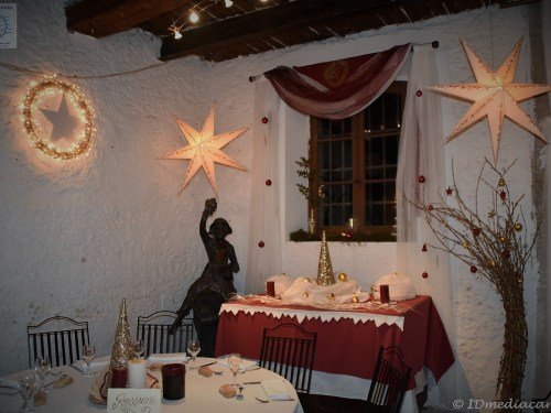 Gros Souper de Noël – Château de Saint-Martin