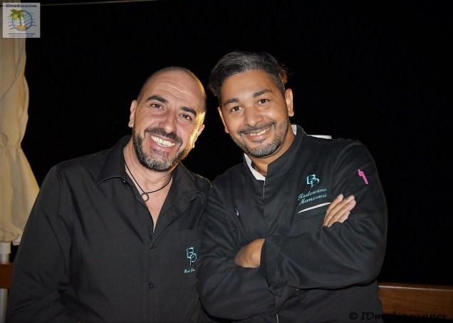 Franck Frescolini & Redouane Mansouri