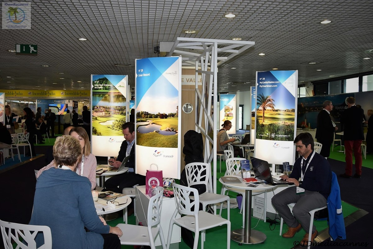 IGTM International Golf Travel Market - Cannes