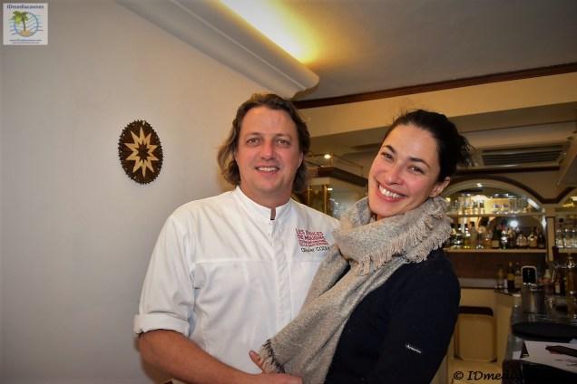 Olivier Cozan & Ana Tonani