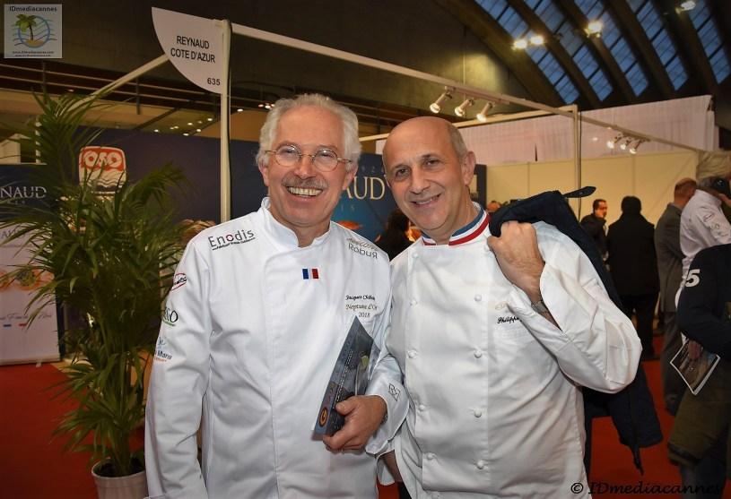 Jacques Chibois & Philippe Joannès
