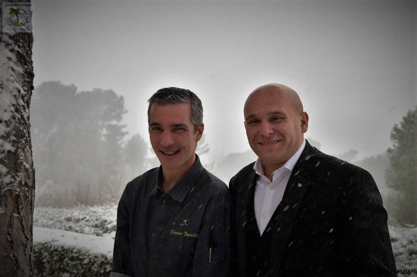 XAVIER BURELLE & Giuseppe COSMAI
