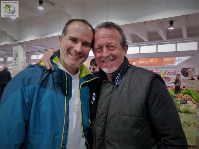 Guillaume Arragon & Stéphane Raimbault