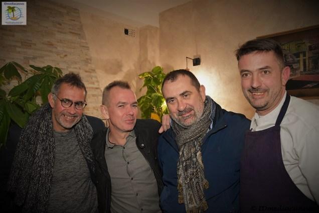 Yves Terrillon & David Faure & Patrick Raingeard & Stéphane Furlan