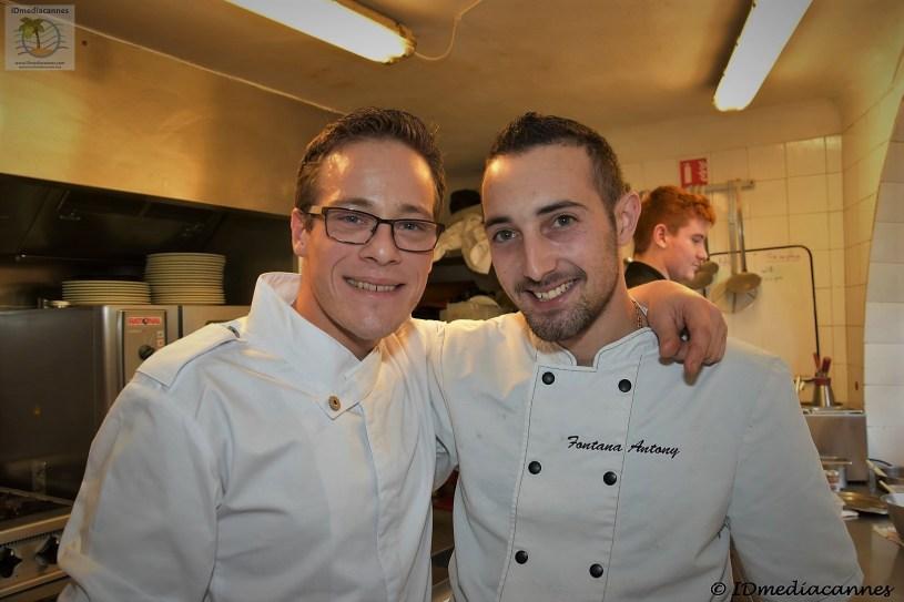 Charly Morel & Antony Fontana