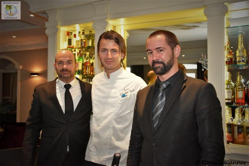 Vincent Sejourne & James Chauchat-Rozier & François Chauvin