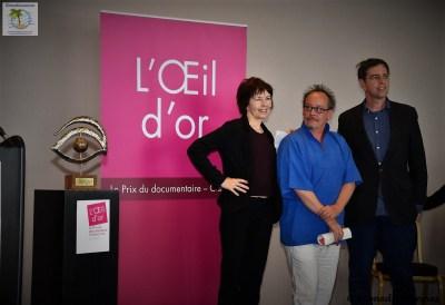 Kim Longinotto & Michel Toesca & Paul Sturtz