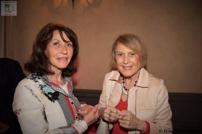 Hélène BERANGER & Marlène BURDET