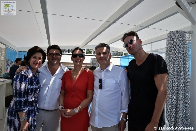 Isabelle Schlumberger & Laurent Habib & Marie-PierreBordet & Damien Melich & Thomas Kolster