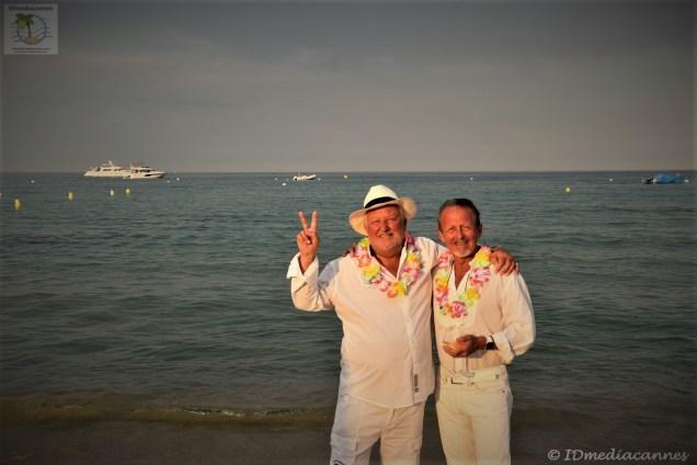 Philippe Chavaroc & Stéphane Raimbault