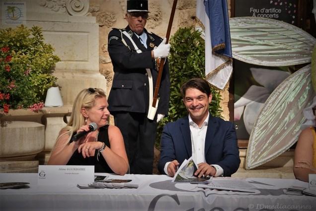 Aline Bourdaire & Jérôme VIAUD