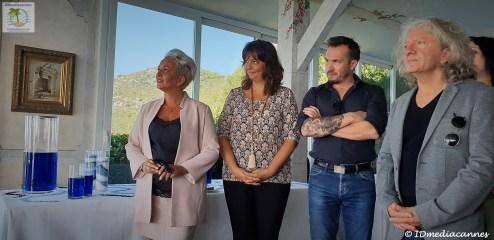 Elizabeth Moraglio & Carinne Teyssandier & Jérémy Augereau & Kristian