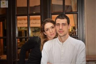 Jeanne Martin & Lucas Marini