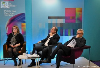 Polly Barnfield Obe & Milen Gentchev & Silvio Kirchmair