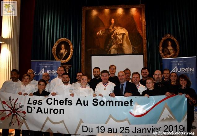 Chefs au Sommet