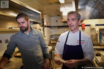 Olivier Roth & Xavier Burelle