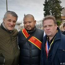 Franck Puccetti & Akhara Chay & Eric Sikora