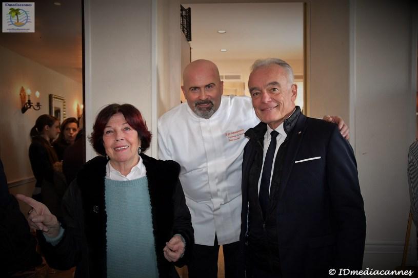 Denise Vergé & Didier Chouteau & Richard Galy