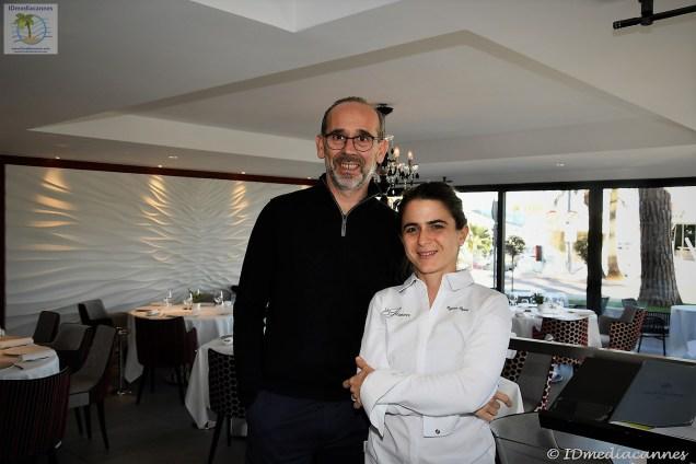 Roger Martins & Eugénie Béziat