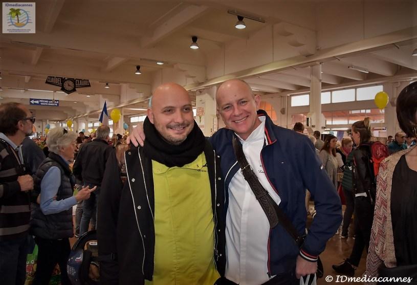 Christian Sinicropi & Laurent Bunel