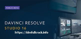 Davinci Resolve 16 Crack With Full Activation Key 2020