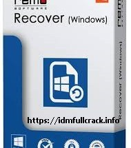 Remo Recover 5.0.0.42 Crack With License Key 2020