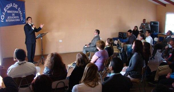Primera Reunión Concón, Chile