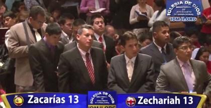 Zacharie 3