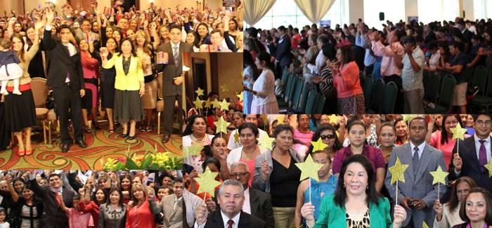 Imágenes – Visita de la hna. María Luisa a Centro América