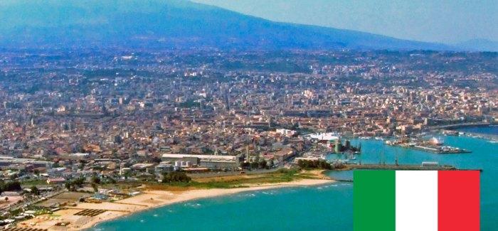 Primera reunión en la ciudad de Catania, Sicilia (Italia)