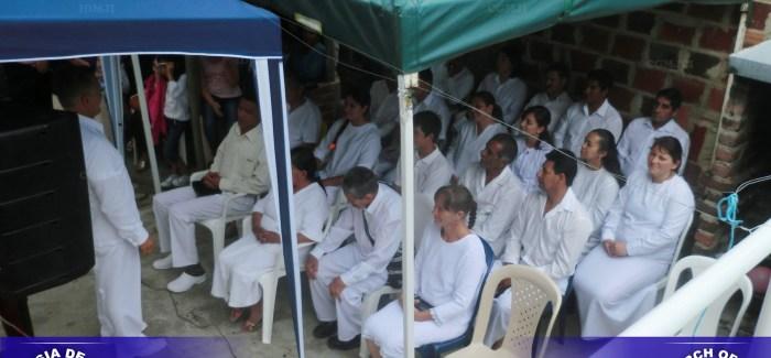 Fotos de los bautismos en Málaga, Santander – Julio 2016