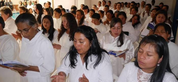 Bautismos en Ipiales, Nariño (Colombia) – Septiembre 2016
