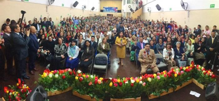 Fotos del Estudio Bíblico en Ciudad de México – 10 de Noviembre 2016